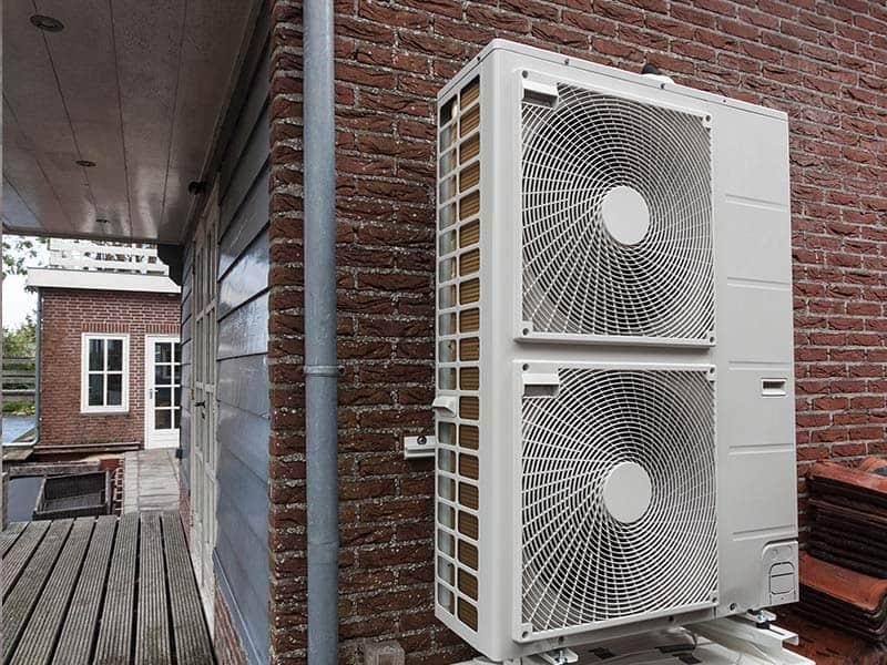 Warmtepompen nieuwe foto